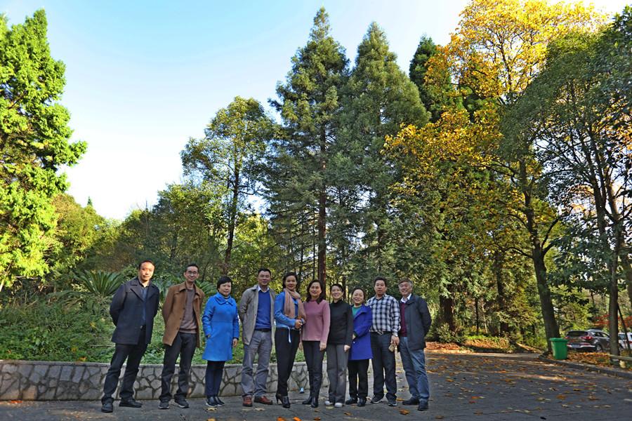 贵州省林业局、省科技厅林业科技工作座谈会在我院召开